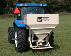 3 Point Hitch Broadcast Spreaders Prairie States Seed