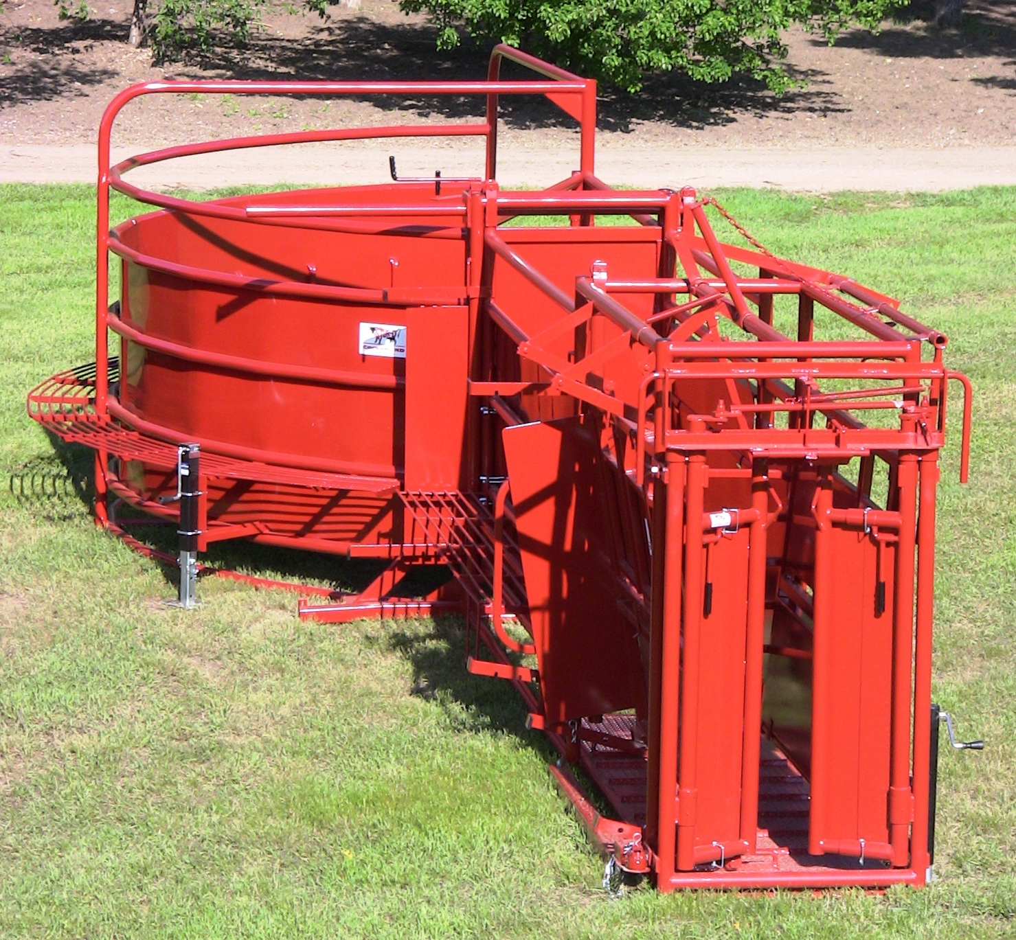 Portable Cattle Working Systems Prairie States Seed