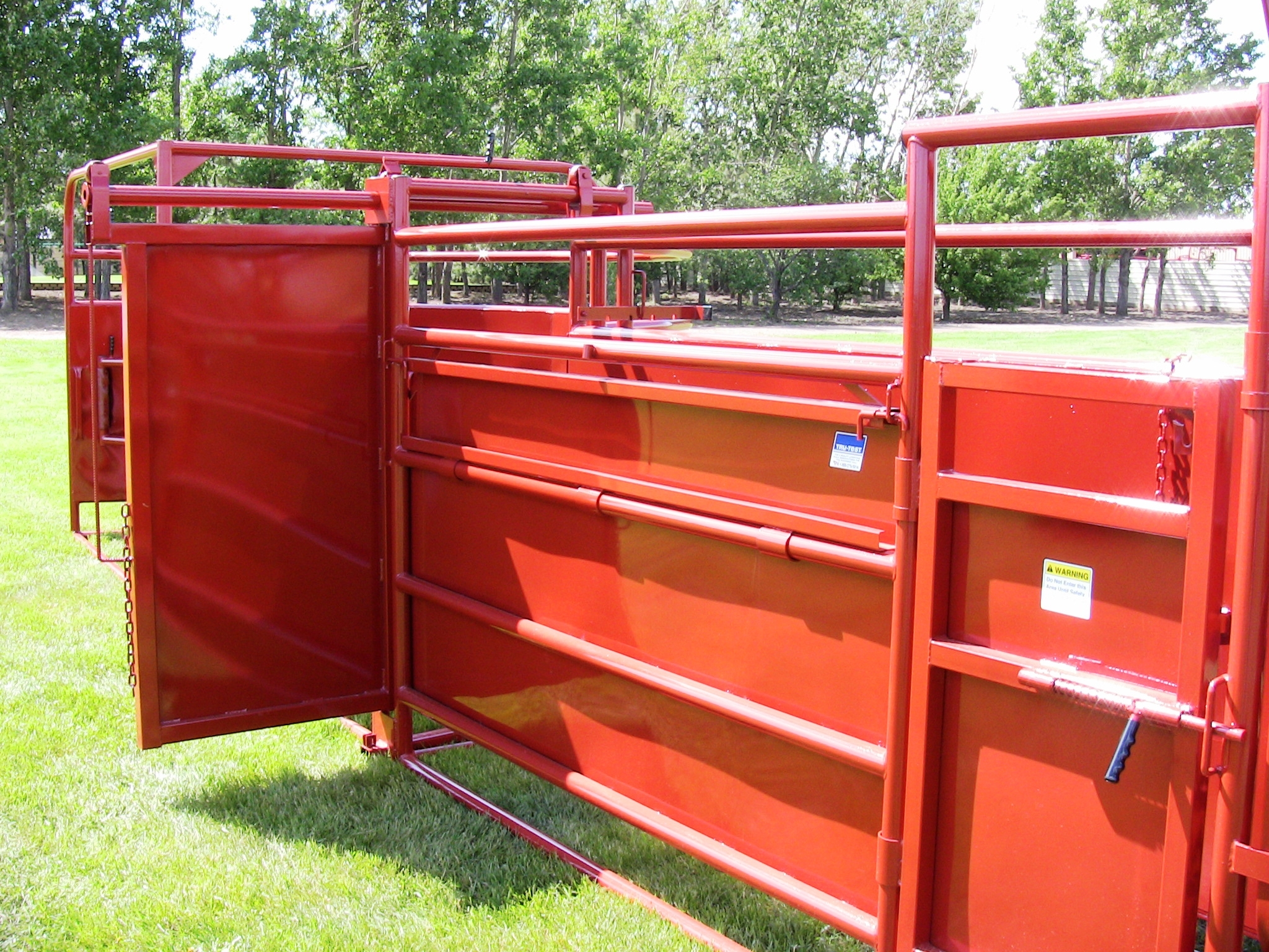 Portable Cattle Working Systems – Prairie States Seed